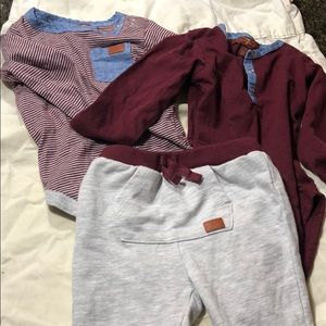 7 for all mankind 3 piece set